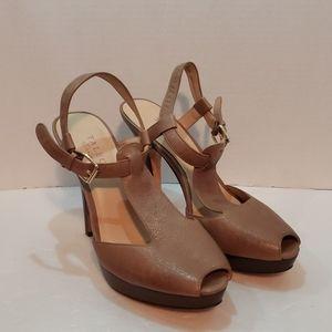 Talbots leather heels